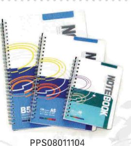 Pp Cover Notebook 2 ((YX28A4-A/60))