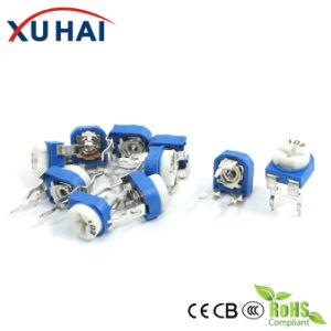 10k Ohm 3 Terminals Trimmer Potentiometer Adjustable Resistor