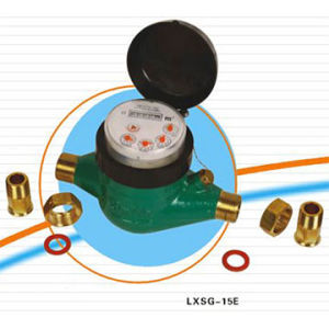 Water Meter (LXSG-15E)