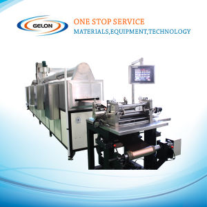 r Lithium Battery Machine Plant with Coin Cell, Cylinder Cell, Pouch Cell and EV Battery pictures & photos