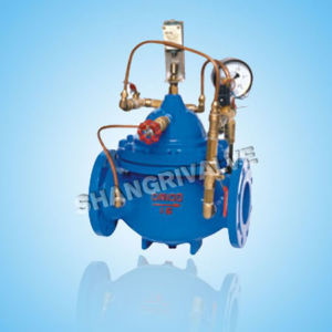 Water Series Pump Control Valve (Type: SR700X)