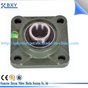 "Pillow Block Bearing 4-Bolt Square Flange Ucf 1-5/16"", 1-3/8"", 1-7/16"" Bearing Units pictures & photos"