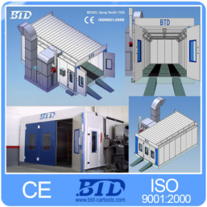 Btd Paint Booth China Spray Painting Booth Blower pictures & photos