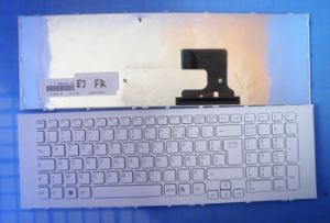 Fr Laptop Keyboard for Sony Vpc-Ej Series with Frame pictures & photos
