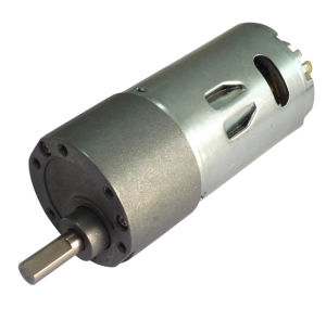 China 37mm 12v High Torque Dc Gear Motor China Dc Gear