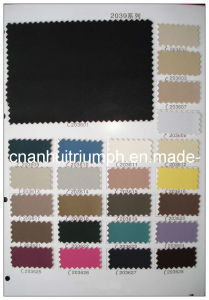PU Leather for Shoes (2039) pictures & photos