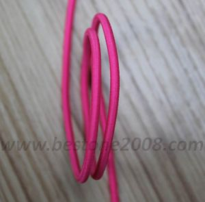 High Quality Elastic Cord for Bag and Garment #1401-99 pictures & photos