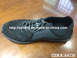 Women′s Breathable Mesh Walking Casual Water Shoes pictures & photos