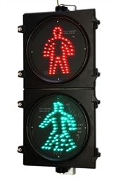 LED Pedestrian Signal pictures & photos