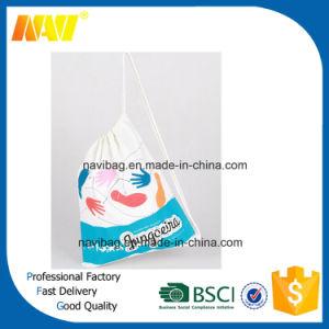 Promotion 5oz Cotton Drawstring Bag pictures & photos