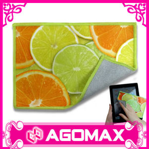 Double Sided Microfiber Towel Cloth (AG0295)