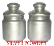 Silver Powder for Plastic and So on pictures & photos