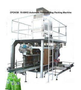10-50kg Automatic Bag Feeding Packing Machine (GFCK/50) pictures & photos