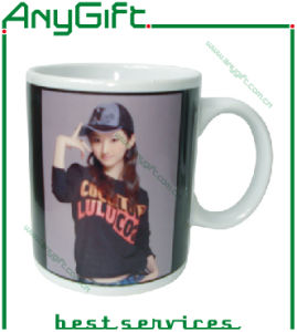 Ceramic Mug with Customized Lolgo pictures & photos