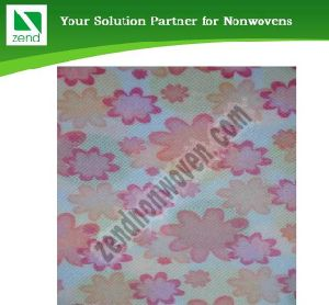 Printed Non Woven Fabric S15 pictures & photos