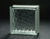 190*190*80mm Clear Meshy Glass Block with AS/NZS2208: 1996 pictures & photos