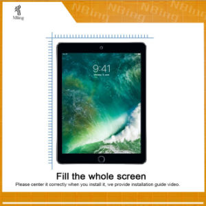 2017 Premium Tempered Glass Screen Protector for New iPad PRO 10.5 Inch Tablet Glass Protector Ultra Clear pictures & photos