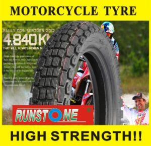 off Road Pattern Motorcycle Tyre/Motorcycle Tire 110/90-16 130/90-15 pictures & photos