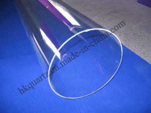 Big Diameter Quartz Tube pictures & photos