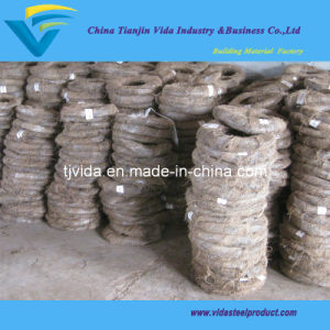 Galvanized Binding Steel Wire (BWG4-BWG36) pictures & photos