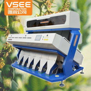 Vsee Cashew Nut Color Sorter with 5000+Pixel pictures & photos