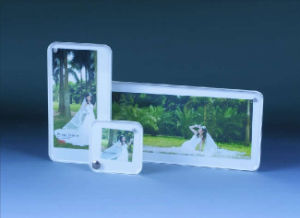 Acrylic Love Photo Frame