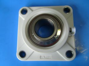 Thermoplastic Bearing Housing With Stainless Steel Ball Bearings