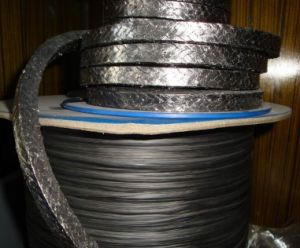 Reinforced Graphite Packing with Inconel Wire Good Mechanical Strength pictures & photos