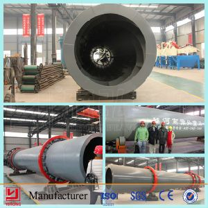 2014 Henan Yuhong ISO9001 & CE Approved Straw Rotary Dryer for Drying Dreg, Pumace, Woodchips, Biomass pictures & photos