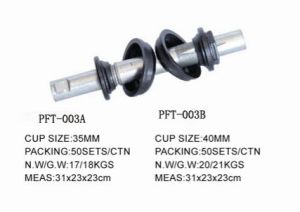 Bicycle Axle B. B. Axle Bicycle Parts (PFT-003)