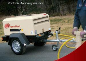 Ingersoll Rand/ Doosan Portable Screw Compressor, Compressor, Air Compressor (P65WK P90WIR) pictures & photos