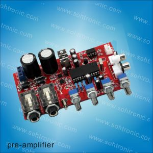 Karaoke Pre-Amplifier Module Bluetooth Amplifier Module pictures & photos