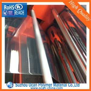 300 Micron Transparent PVC Rigid Sheet for Egg Tray Material pictures & photos