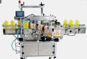 Auto Multifunctional Labeling Machine for Round & Flat, Square Bottles) (GHAL-M130) pictures & photos
