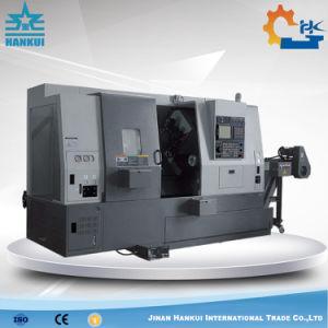 Ck63L Taiwan Turret CNC Slant Bed Auto Lathe Machine Tool pictures & photos