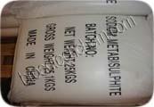 Premium Quality Sodium Metabisulphite