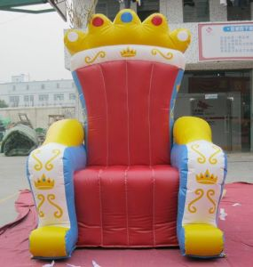 Inflatable Chair for Sport Games Chsp344 pictures & photos