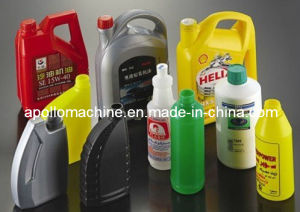 High Density 1L 5L HDPE Bottles Jerry Cans Blow Molding Machine pictures & photos