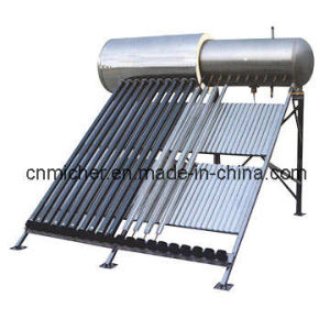 Pressurized Solar Water Heater (MICHER-PD-58)