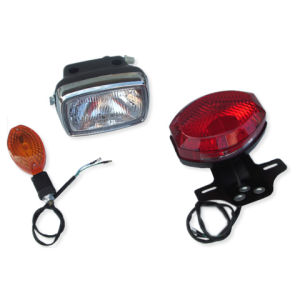 Motorcycle Light (CG6)
