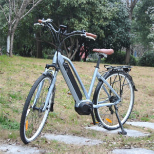 2017 26inch Middle Motor City Ebike for Lady pictures & photos