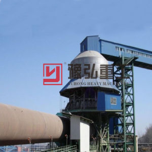 2016 Yuhong Vertical Preheater for Lime Rotary Kiln 200tpd-1500tpd pictures & photos