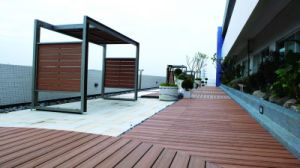 WPC Decking, WPC Flooring, Outdoor Floor pictures & photos