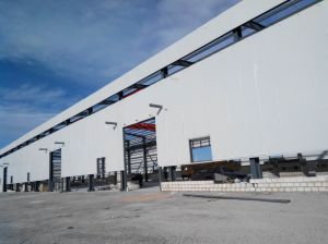 Prefabricated Steel Frame Workshop (XGZ14-1) pictures & photos