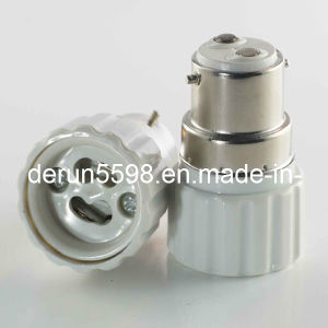 B22 to GU10 Conversion Lamp Holder
