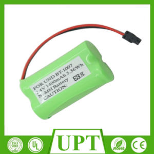 2.4V Ni-MH Rechargeable Battery 1400mAh NiMH Batteries for Cordless Phone pictures & photos