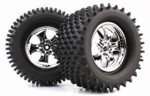 1/8 Monster Truck (Cutter / Traffic) (WC1005)