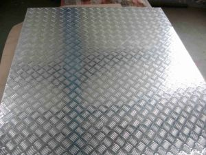 Aluminium Tread Plate (1060 3003 5052 5754) pictures & photos