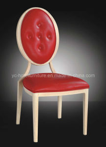 Round Back Modern Dining Chair (YC-D20) pictures & photos