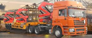 Container Side Lifter Selfloader